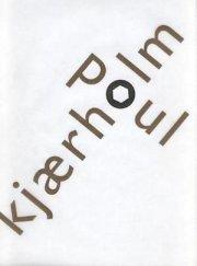 poul kjærholm - bog