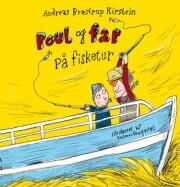poul og far på fisketur - bog