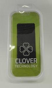 clover powerbank 3200mah - sort - Mobil Og Tilbehør