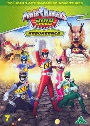 power rangers: dino charge 2 - DVD