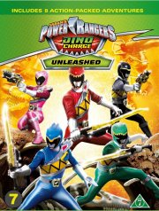 power rangers - dino charge unleashed - DVD