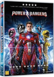 power rangers - 2017 - DVD
