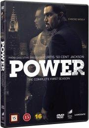 power - sæson 1 - DVD