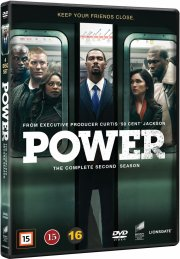 power - sæson 2 - DVD