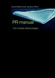 pr-manual for mindre virksomheder - bog