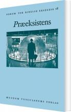 præeksistens - bog