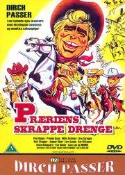 præriens skrappe drenge - DVD