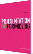 præsentation og formidling - bog