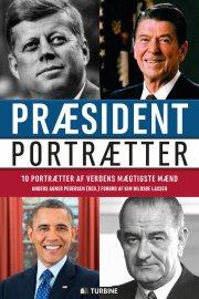 præsidentportrætter - bog