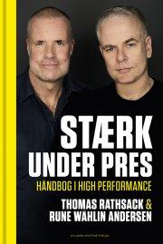 stærk under pres - håndbog i high performance - bog