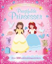 klistermærkebog - pragtfulde prinsesser - Kreativitet