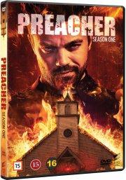 preacher - sæson 1 - DVD