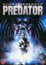 predator 1: jagten er begyndt - DVD