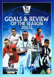 premier league - goals and review of the season 2011-2012 - DVD