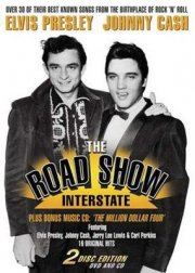 presley & cash: the road show interstate + cd - DVD