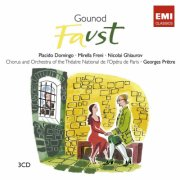 pretre georges - gounod faust - cd