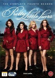 pretty little liars - sæson 4 - DVD