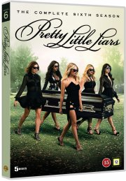 pretty little liars - sæson 6 - DVD