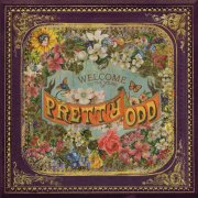 panic at the disco - pretty odd - Vinyl / LP