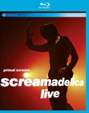 Image of   Primal Scream - Screamadelica Live - Blu-Ray