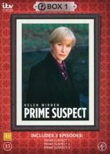 prime suspect / mistænkt - box 1 - DVD