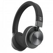 primux a15 nfc bluetooth høretelefoner med mikrofon - sort - Tv Og Lyd