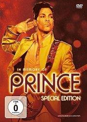 prince - in memory of... - DVD