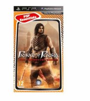 prince of persia: the forgotten sands - psp