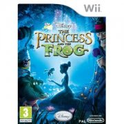 princess and the frog - wii