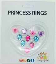 lege smykker til børn - 10 stk. - Udklædning