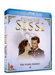 prinsesse sissi 2 / princess sissi 2 - the young empress - Blu-Ray