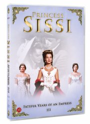 prinsesse sissi 3 / princess sissi 3 - fateful years of an empress - DVD
