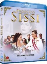 prinsesse sissi / princess sissi  - Blu-Ray+Dvd