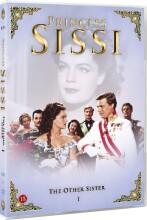 prinsesse sissi / princess sissi - DVD