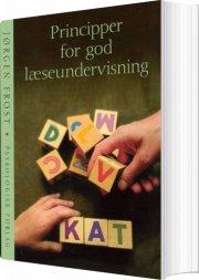 principper for god læseundervisning - bog