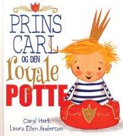 prins carl og den royale potte - bog