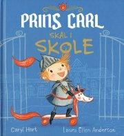 prins carl skal i skole - bog