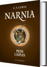 narnia 4 - prins caspian - bog