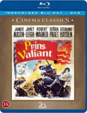 prins valiant  - Blu-Ray+Dvd
