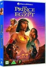prinsen af egypten - DVD