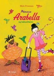 prinsesse arabella og babysitteren - bog