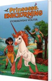 prinsesse enhjørning 1: storskovens vogter - bog