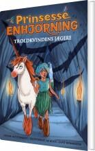 prinsesse enhjørning 2: troldkvindens jægere - bog
