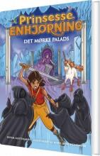 prinsesse enhjørning 3: det mørke palads - bog