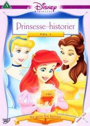 prinsesse historier 1 - en gave fra hjertet - DVD