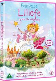 prinsesse lillefe 2 - enhjørningen - DVD