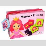 prinsesse memo huskespillet - Brætspil