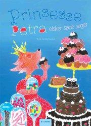 prinsesse petra elsker søde sager - bog