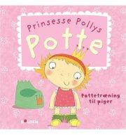 prinsesse pollys potte - bog