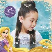 prinsessehår - bog